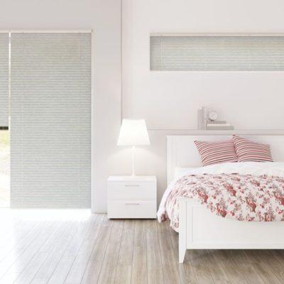 Einfache Verschattung großflächiger Fenster