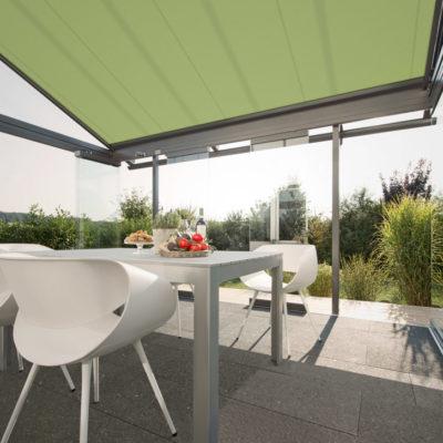Solarlux Terrassendach