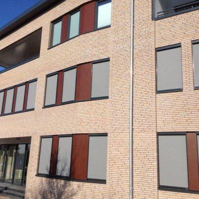 Bürogebäude in Neustadt/H