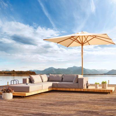 Hochwertige Lounge Terrassenmöbel